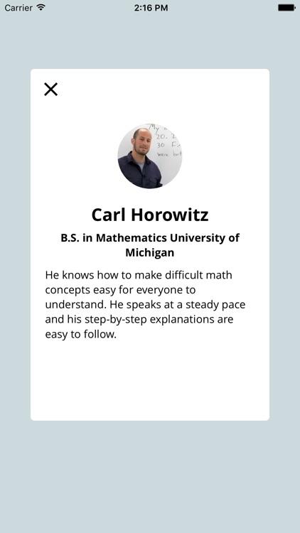 Algebra 2 video tutorials by Studystorm screenshot-3