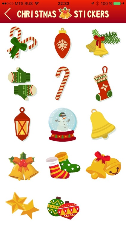 100 Pics Christmas Emoji.Christmas Emoji Photo Stickers New Year Emojis By Sergey