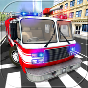 911救援消防车 [911 Rescue Fire Truck Simulator 3D]