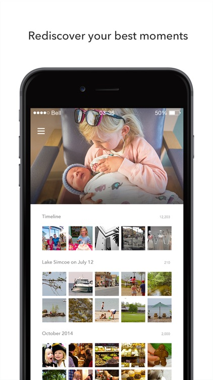 Shoebox - Photo Backup and Cloud Storage