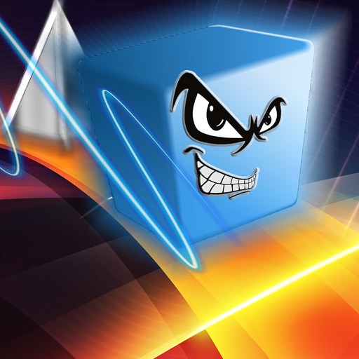 A Neon Dash Meltdown - Avatar Jumping In The Amazing World icon