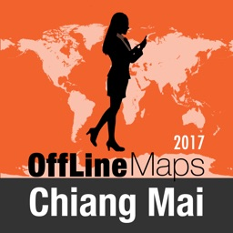 Chiang Mai Offline Map and Travel Trip Guide