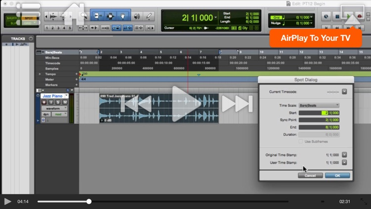 Beginner's Guide For Pro Tools 12 screenshot-4