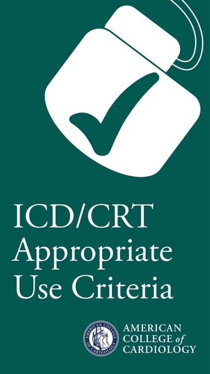 ICD-CRT Appropriate Use