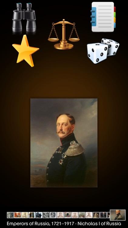Russian Rulers Kit screenshot-4
