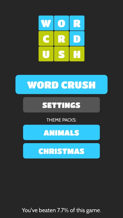 Word Crush - Fun Puzzle Games