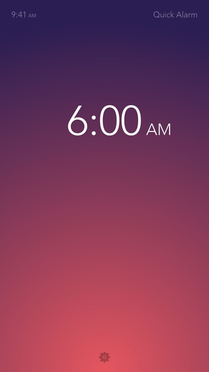 Rise Alarm Clock screenshot-0