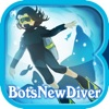 BotsNew Diver  (ボッツニュー ダイバー) - iPhoneアプリ