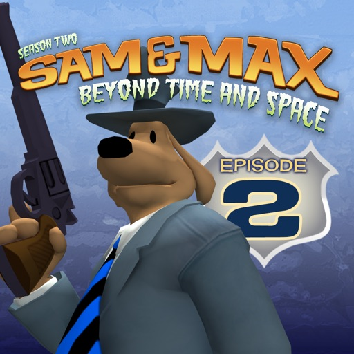Sam & Max Beyond Time and Space Ep 2 icon
