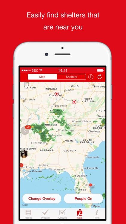 Flood by American Red Cross screenshot-3