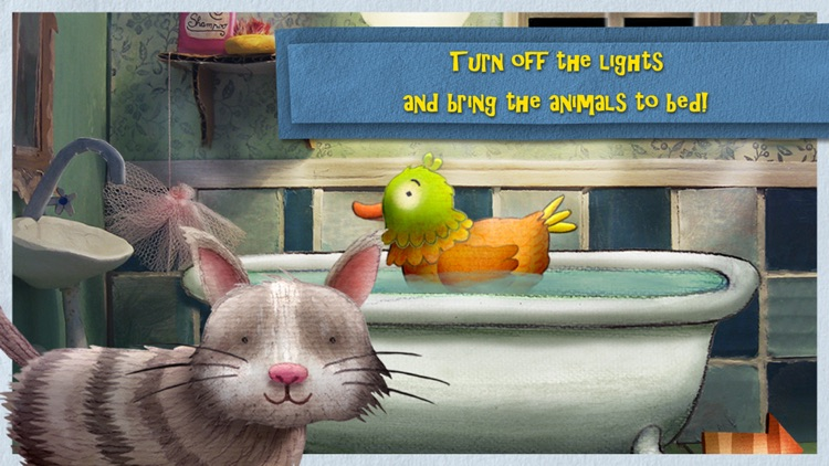 Nighty Night! - The bedtime story app for children screenshot-1