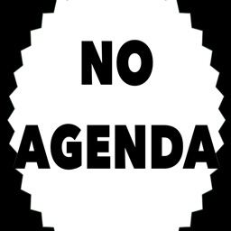 No Agenda Podcast Stickers