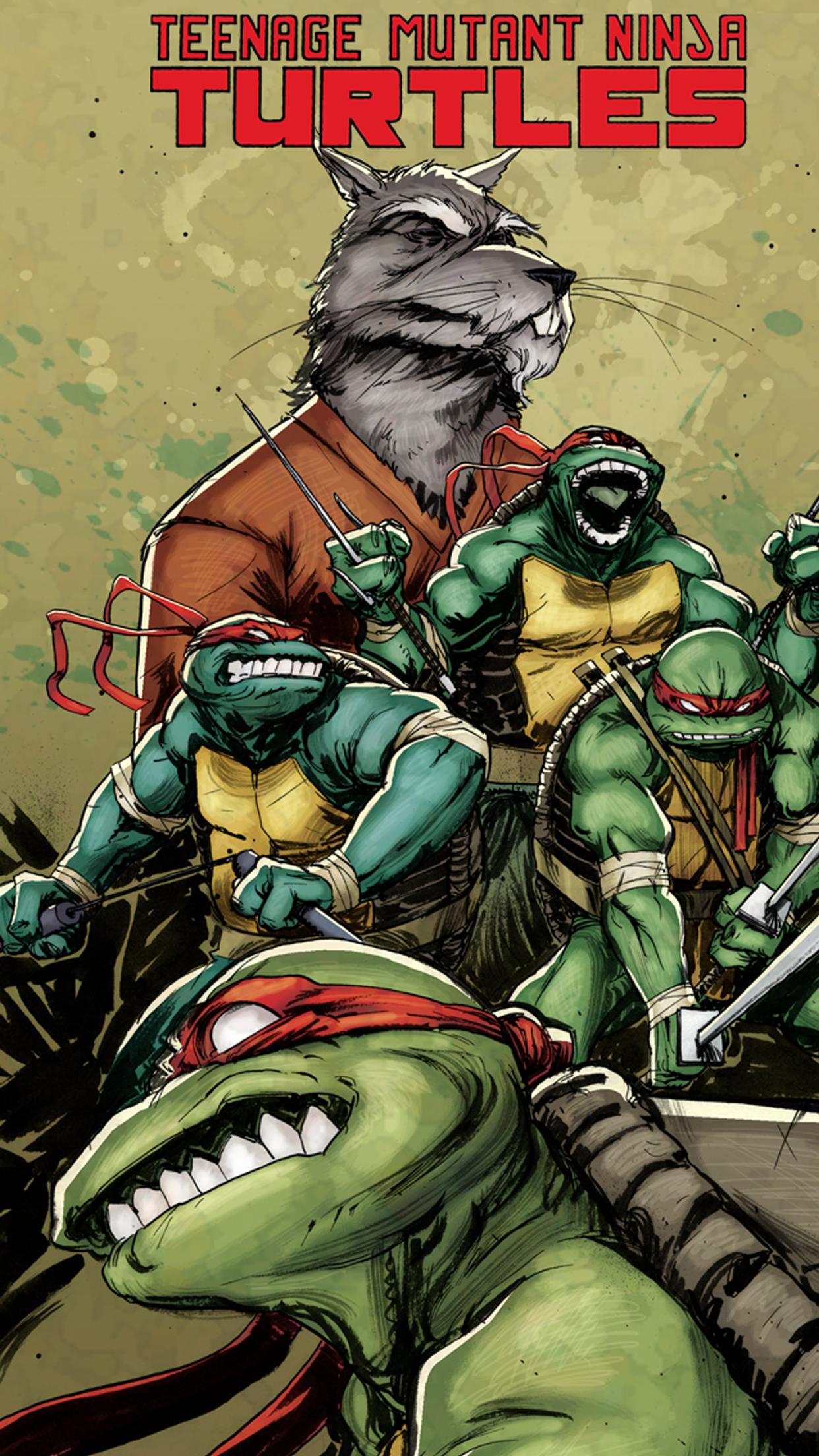 TMNT Comics Screenshot