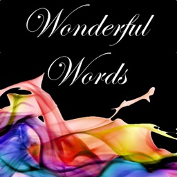 Wonderful Words Stickers For iMessage