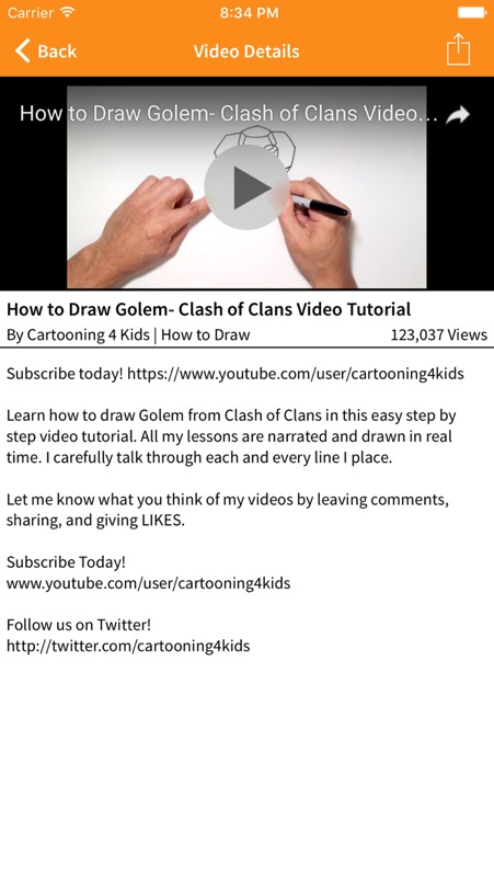 How To Draw - Learn to draw Pictures for Clash of Clans and