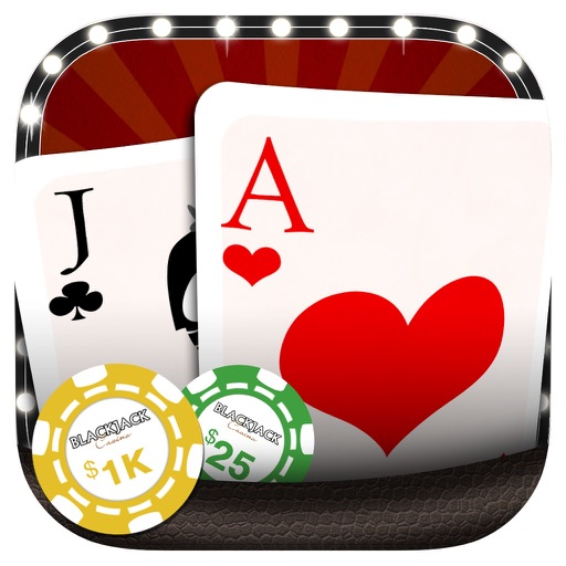 Blackjack Casino 2 - Double Down for 21