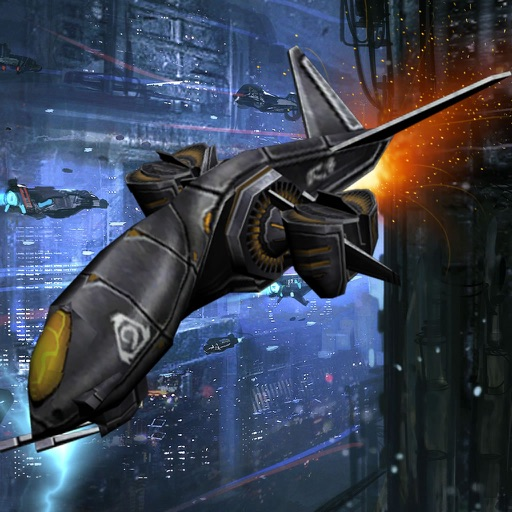 All Between Stars And Ships - Game Ship Fighter Lightning