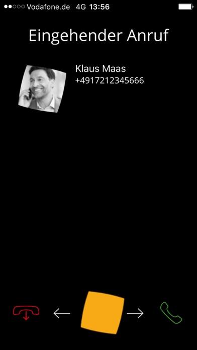 Vodafone Secure CallScreenshot von 1