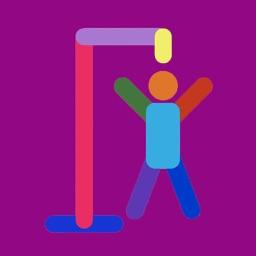 Hangman 2 Free - Ultimate Happy Hang Man Challenged Gaming App