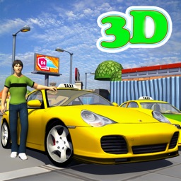 Real Taxi 3d Car Parking Simulator