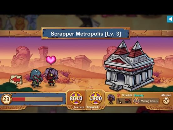 Screenshot #5 for Hero Generations