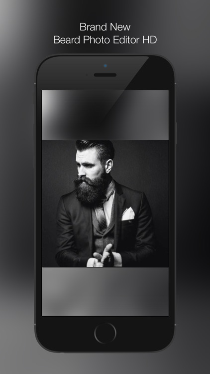 Beard Booth Photo Editor:  Beard Salon screenshot-1