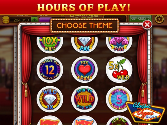 Old Style Slots