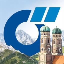Oberbayern App von Das Örtliche - Mit dem mobilen Reiseführer für München und die Region wird Ihr Urlaub noch schöner!
