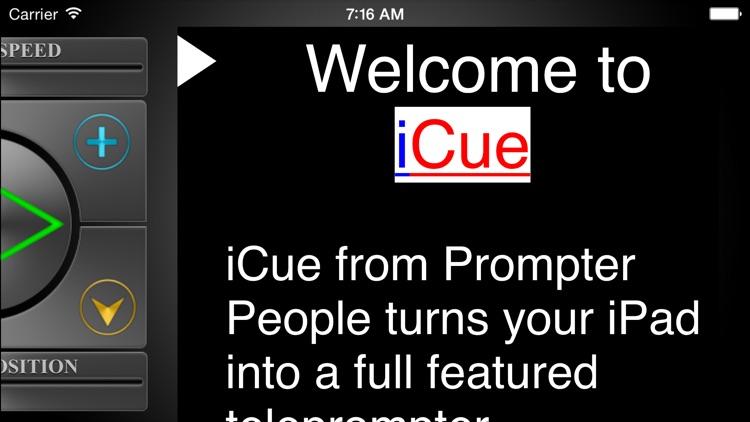 iCue Remote screenshot-3