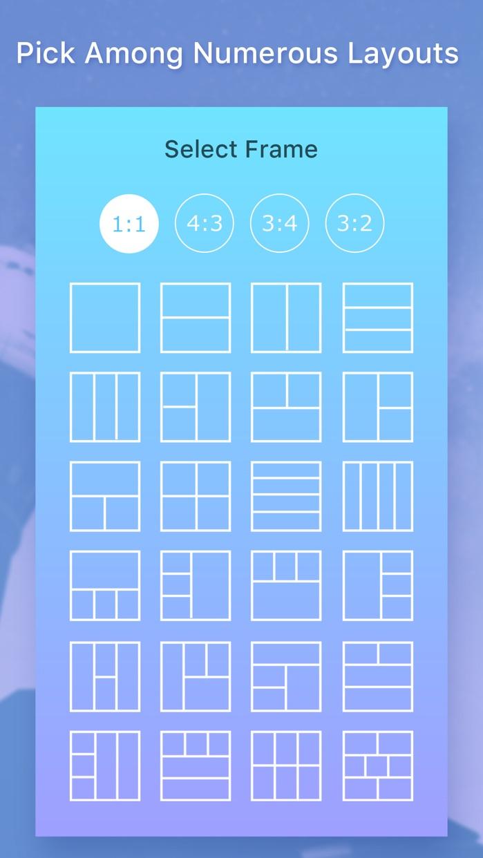 Photo & Video Collage Maker Screenshot