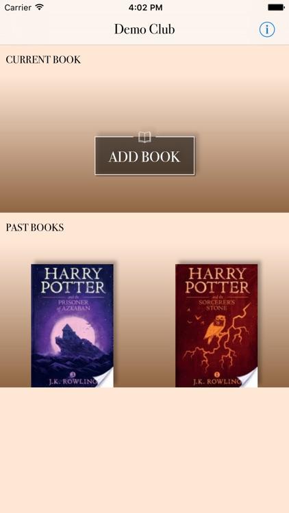 Bibliophile - Book Club