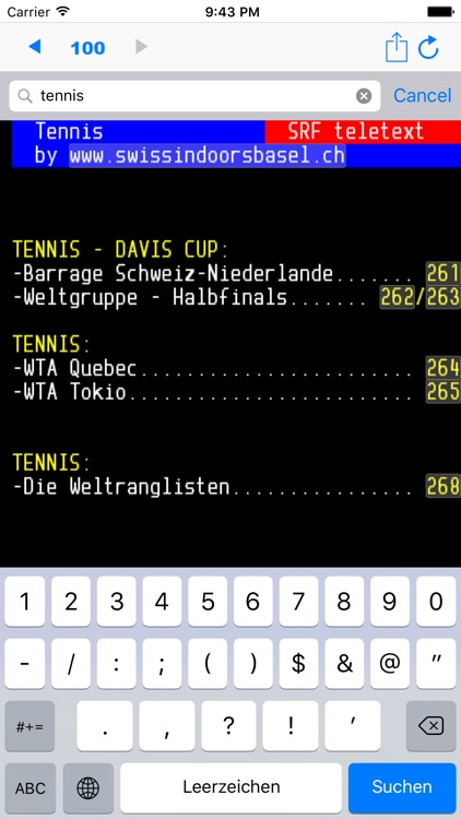 EasyTeleText screenshot-2