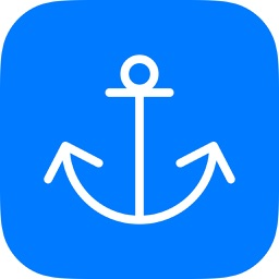Ankor - Easy to use anchor watch and alarm app