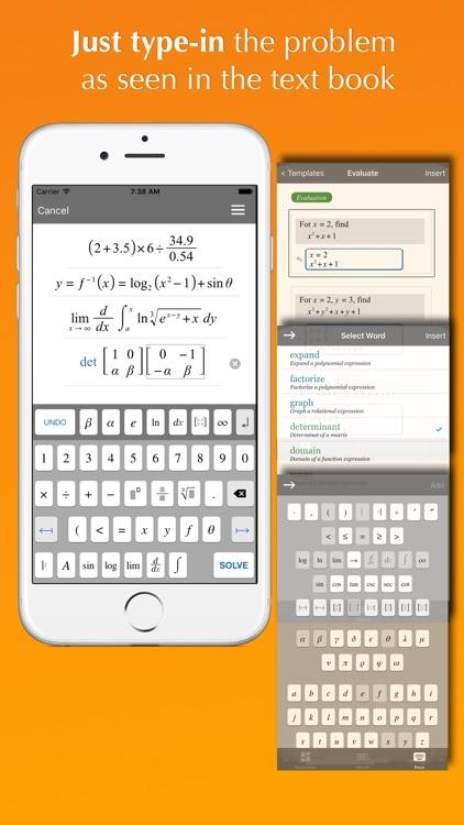 FX Calculus Problem Solver screenshot-4