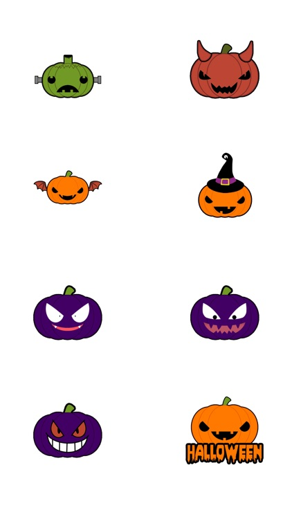 Halloween Spirit Stickers