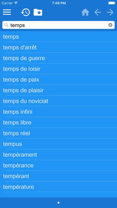 点击获取French Thai dictionary