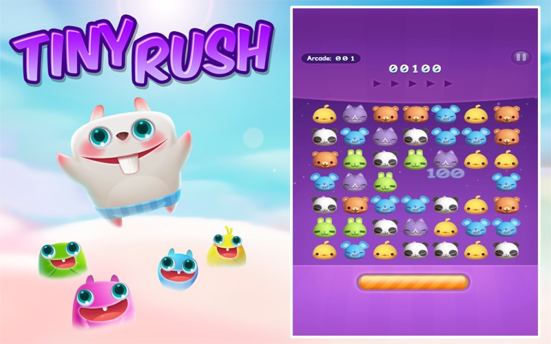 Tiny Rush screenshot 4