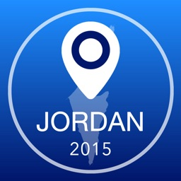 Jordan Offline Map + City Guide Navigator, Attractions and Transports