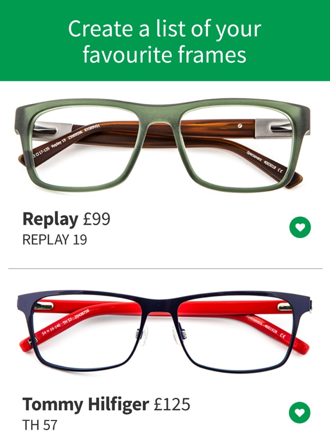 Specsavers on the App Store