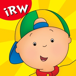 Caillou: What's That Funny Noise? by i Read With