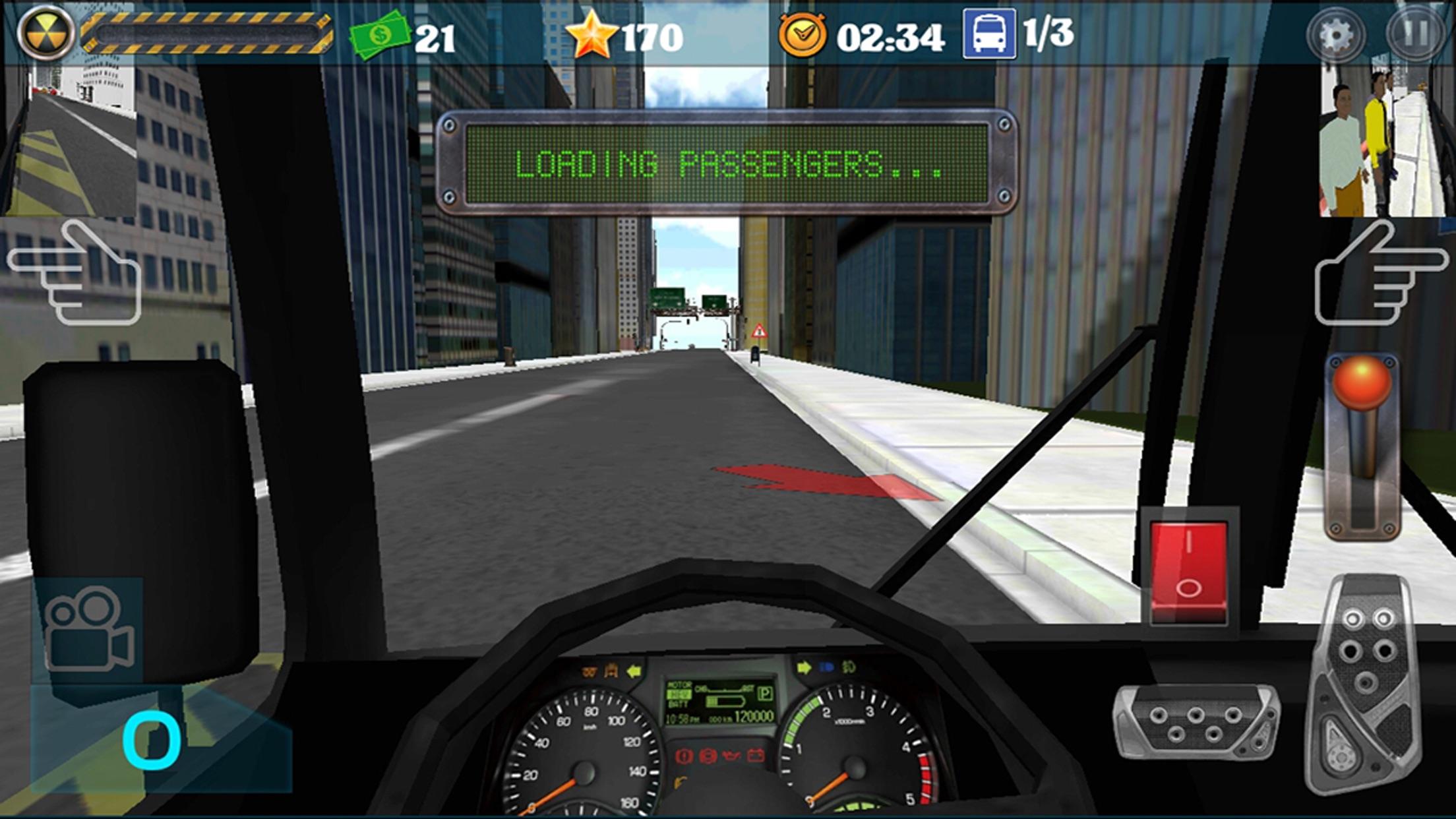 City Bus Driver Screenshot