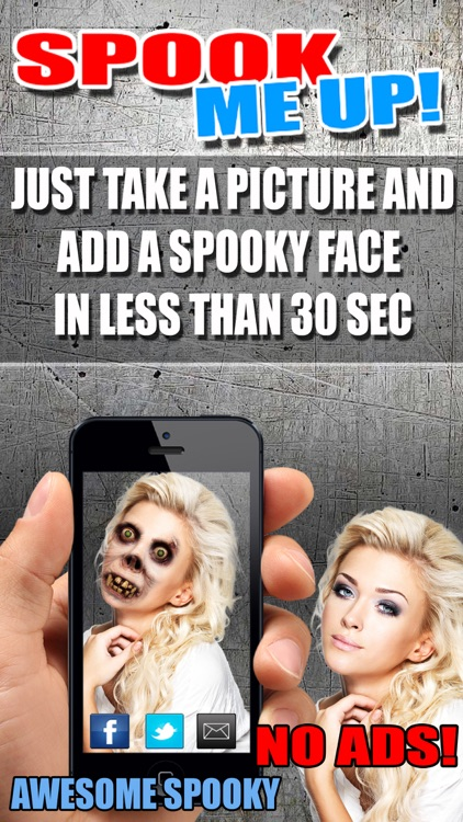 Spook me up!