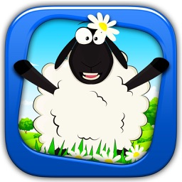 Sheep Fall - Save Them From The Clouds