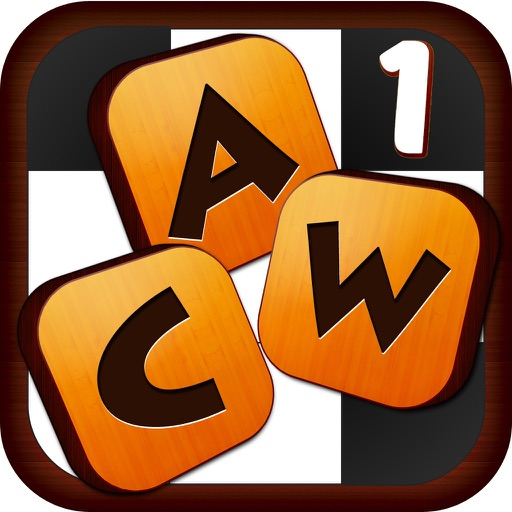 Easy Crossword - Anagram - Pack 1!