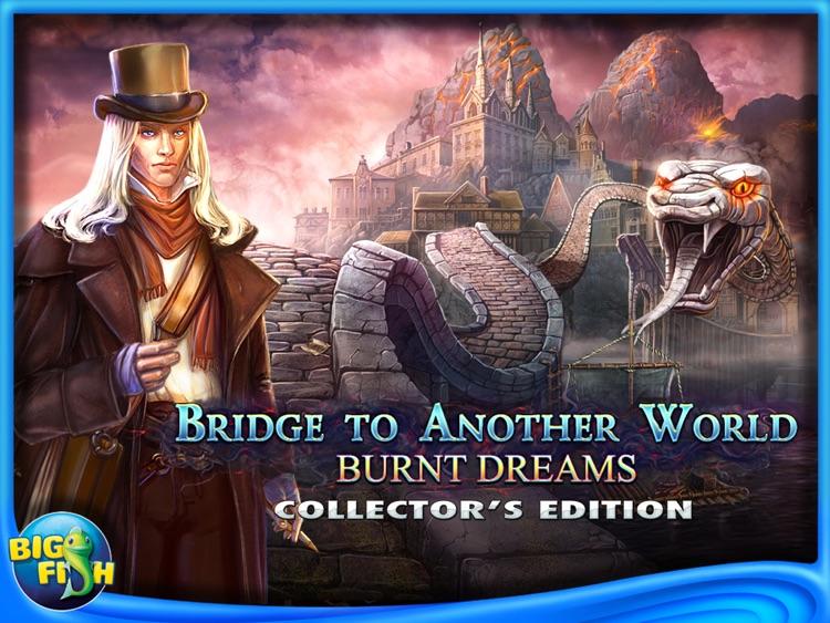 Bridge to Another World: Burnt Dreams HD - Hidden Objects, Adventure & Mystery screenshot-4