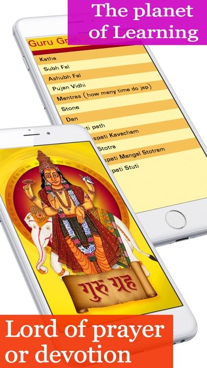 Guru grah, Guru of all Devas