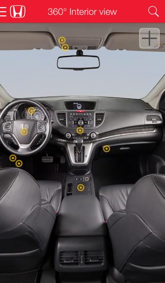 Honda iManualScreenshot of 2