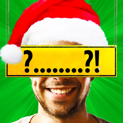 Christmas Game - Guess the X-mas word