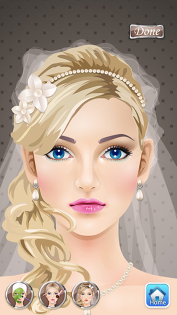 Wedding Salon - girls games Screenshot