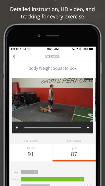 STACK Personal Coach - Customized Workouts screenshot-0